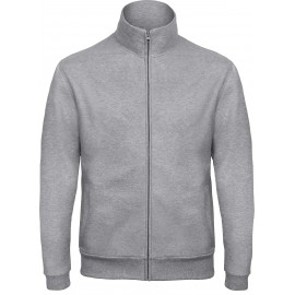 CGWUI26 - ID.206 Full Zip antraciteheather grey