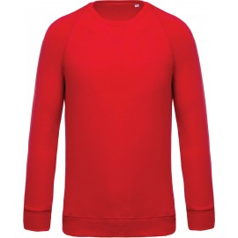 K480 - Herensweater BIO red