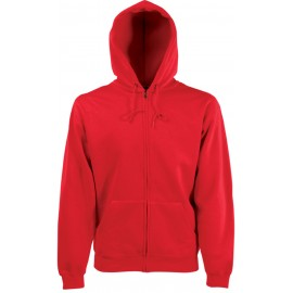 SC361C - Men's Premium zoodie red
