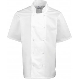 PR664 - Studded Front Short Sleeve wit