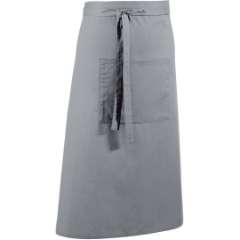 PR158 - 'Colours' Bar Apron wit