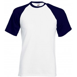 SC61026 baseball white/deep navy