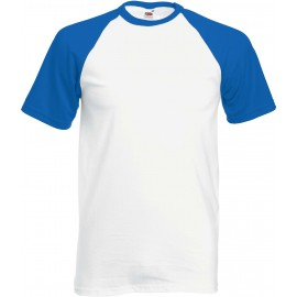 SC61026 baseball white/royal blue