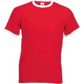 SC61168 ringer red/white