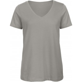 CGTW045 organic V light grey