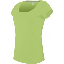 K384 boothals lime