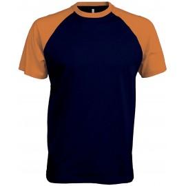 K330 - Baseball navy/orange