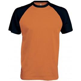 K330 - Baseball  orange/black