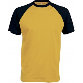 K330 - Baseball yellow/black
