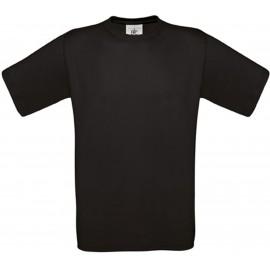 CG150 - B&C Exact 150 T-shirt B&C zwart