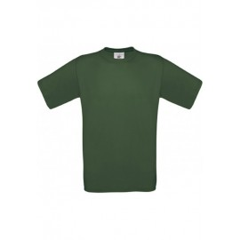 CG150 - B&C Exact 150 T-shirt B&C bottle green