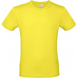 CG150 - B&C Exact 150 T-shirt B&C used yellow