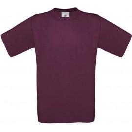 CG150 - B&C Exact 150 T-shirt B&C burgundi