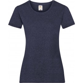 SC61372 - Lady-Fit Valueweight vintage heather navy