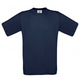 CG150 - B&C Exact 150 T-shirt B&C light navy
