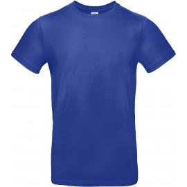 CGTU03T - B&C 190 T-shirt cobalt blue NIEUW 2018