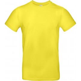 CGTU03T - B&C 190 T-shirt solar yellow NIEUW 2018