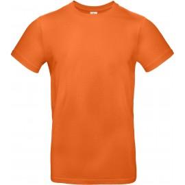 CGTU03T - B&C 190 T-shirt urban orange NIEUW 2018