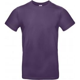 CGTU03T - B&C 190 T-shirt urban purple NIEUW 2018