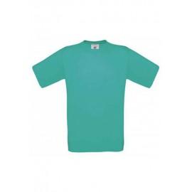 CG150 - B&C Exact 150 T-shirt B&C real turqoise