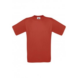 CG150 - B&C Exact 150 T-shirt B&C red