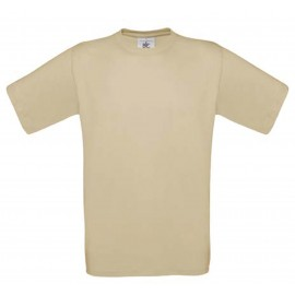 CG150 - B&C Exact 150 T-shirt B&C sand