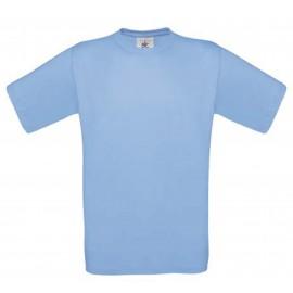 CG150 - B&C Exact 150 T-shirt B&C sky blue