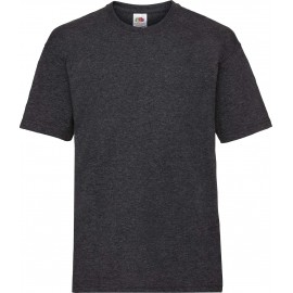 SC221B - Kids Valueweight dark grey heather