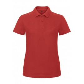 CGPWI11 - B&C ID.001 Ladies' Polo Shirt B&C red