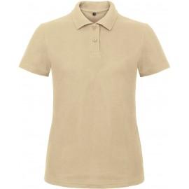 CGPWI11 - B&C ID.001 Ladies' Polo Shirt B&C sand