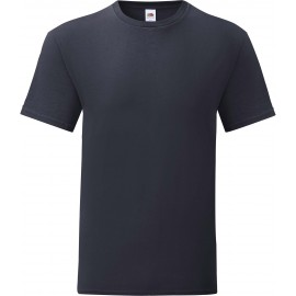 SC61430 - Iconic-T Men's T-shirt zwart