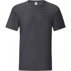 SC61430 - Iconic-T Men's T-shirt dark heather grey