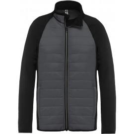 PA233 - Sportjas zwart tot 17 nov -50%