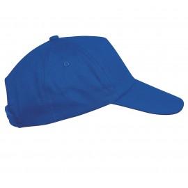 KP034  - FIRST - PET MET 5 PANELEN K-UP royal blue