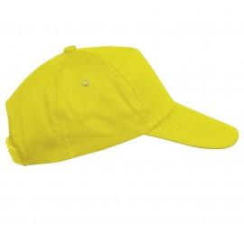 KP034  - FIRST - PET MET 5 PANELEN K-UP yellow