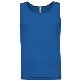 PA441 - Herensporttop aqua blue tot 18 nov -52%