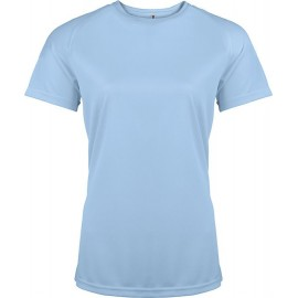 PA439 -damessportshirt aqua blue tot 18 nov -53%