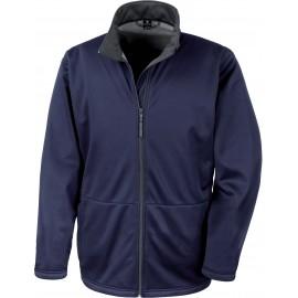 R209X - Mens Softshell Jacket zwart tot 2 dec -56%