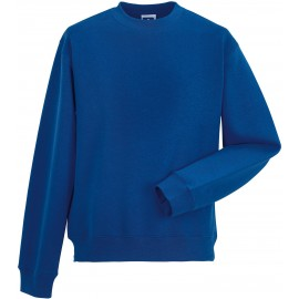 RU262M - Authentic Sweatshirt RUSSELL bright royal blue