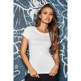 "CGTW063 - Sublimation ""Cotton-feel"" TEE / Woman tot 9 dec -57%"