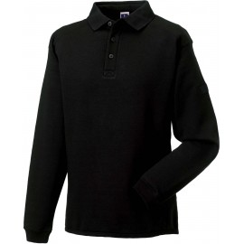 RU012M - Heavy Duty Collar zwart