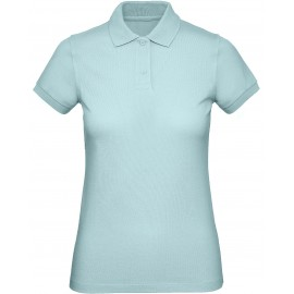 CGPW440 - Ladies' organic polo zwart