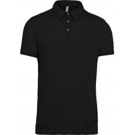 K262 - jersey polo zwart