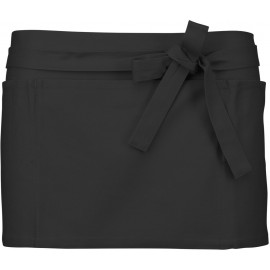 K886 - APRON - KELNERSCHORT dark grey