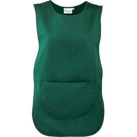 PR171 - 'Colours' Pocket Tabard zwart