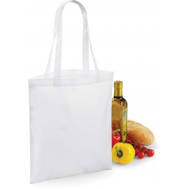 BG901 - Shopper voor sublimatie wit